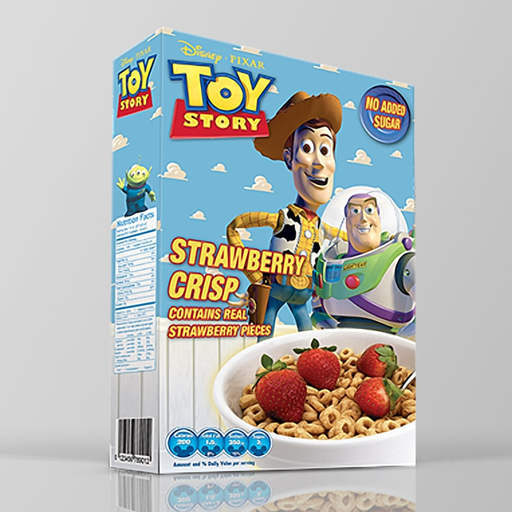 Disney Food Packaging