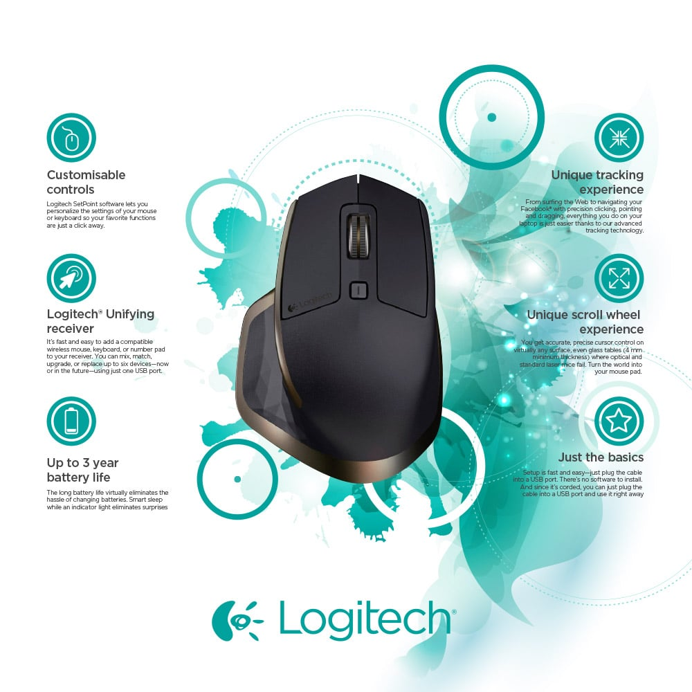 logitech point of sale design