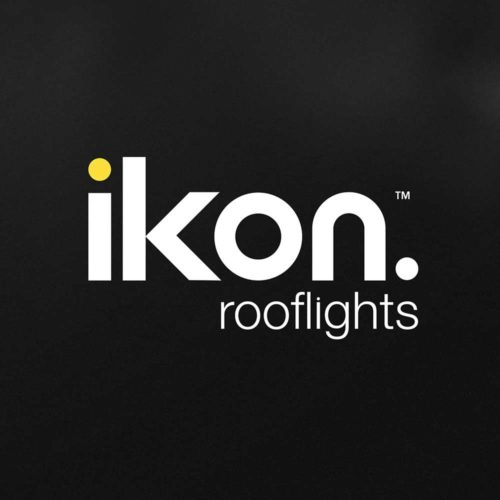Ikon Rooflights Brand Design